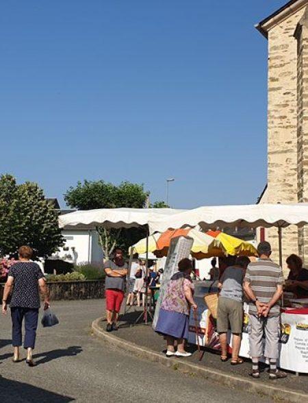 Marché du village 2